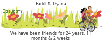 Daisypath Friendship tickers